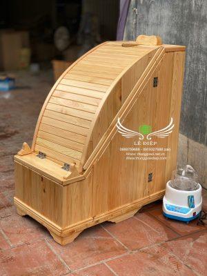 bán bồn gỗ