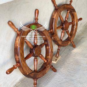 bánh lái thuyền gỗ thông