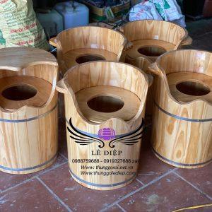 bán thùng gỗ xông phụ khoa
